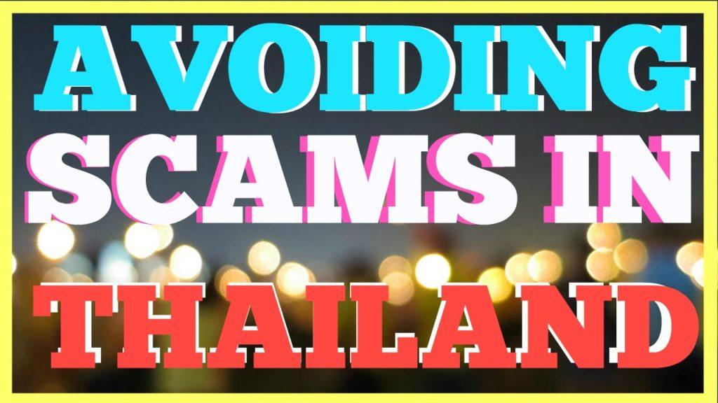 Thailand broker Scam