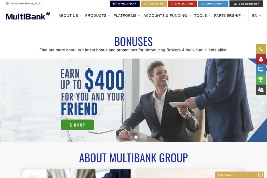 multibank fx bonuses