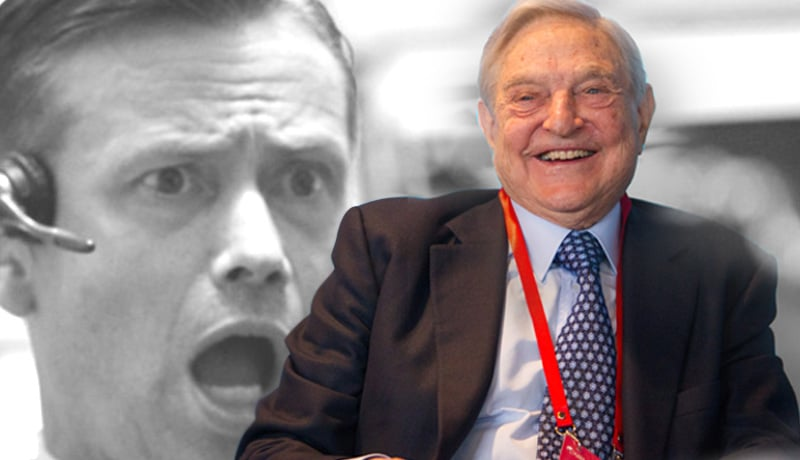 George Soros surely is among the most successful Forex traders