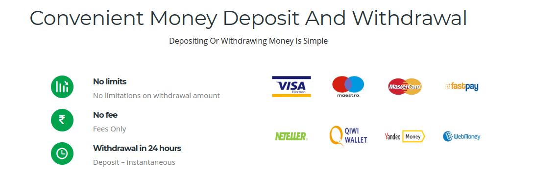 Forex free bonus without deposit