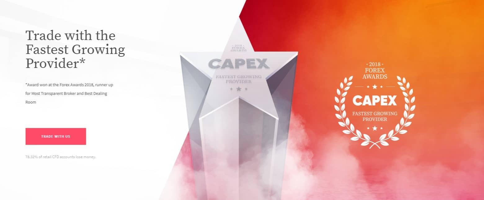 Capex CFD brokerage