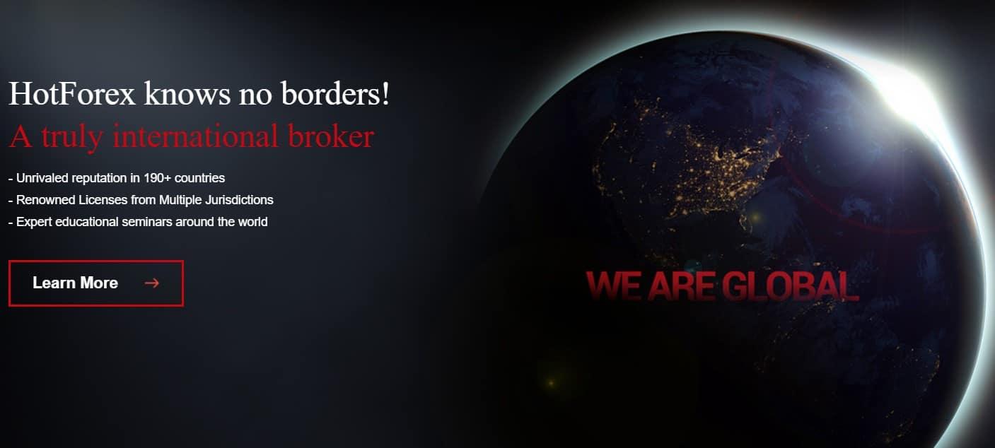 HotForex FX broker