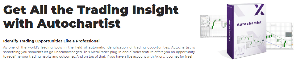 Review of Axiory Forex broker