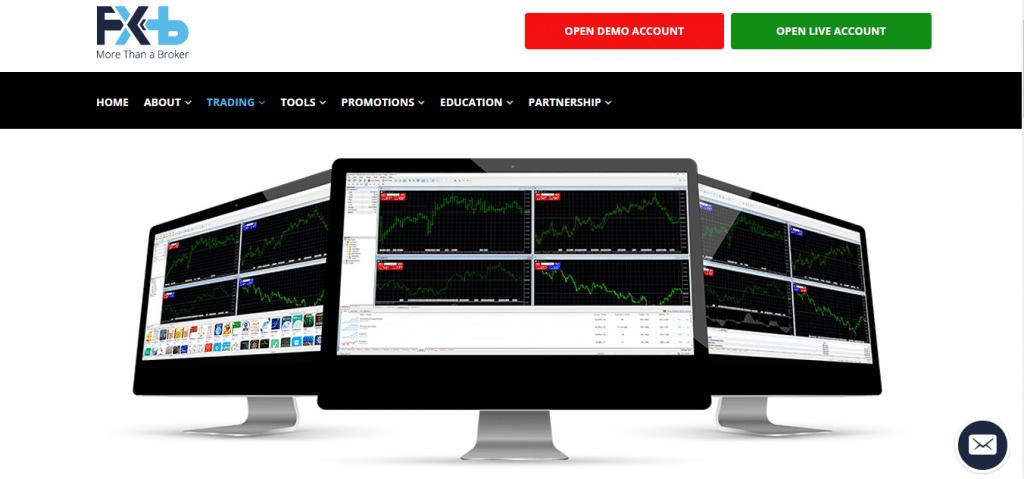FXB Trading Platforms