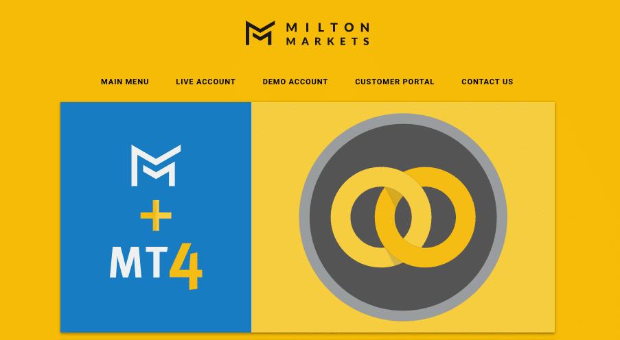 Milton Markets Scam Review